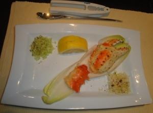 Maurizio's crab